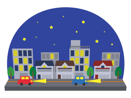 Townscape Night