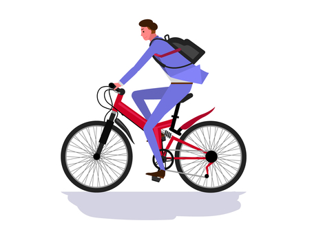 Business_Bicycle commuting