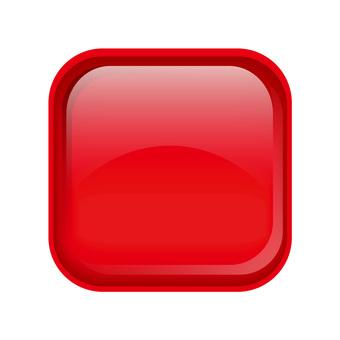 Three-dimensional button icon