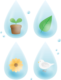 Eco image illustration