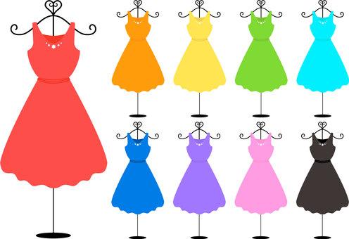 Torso dress