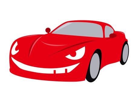 A bad car