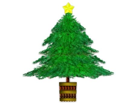 Tree starred (3175)