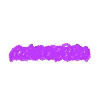 Crayon material 10