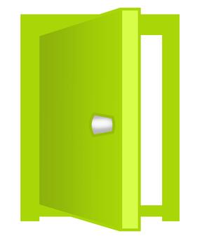 Open door 170430-5