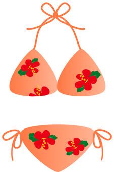 Swimwear Hibiscus