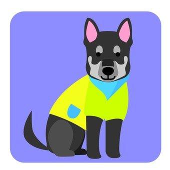 Dog's icon 2