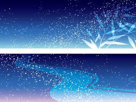 Tanabata background 2