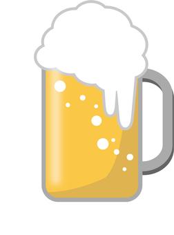 Living beer mug