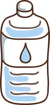1 l plastic bottle water