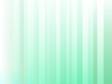 Vertical line gradation (green)