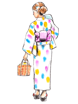 Yukata female 4
