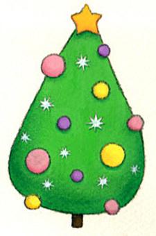 크리스마스 트리 (그 3)