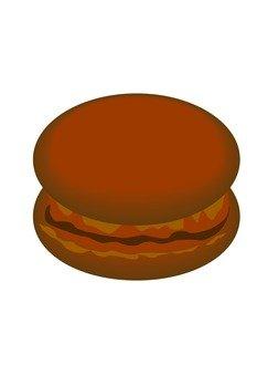 Macaron (chocolat)