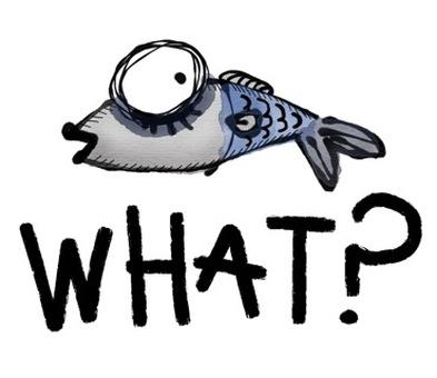 魚 what?