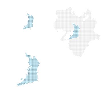 Dot Map Osaka 2