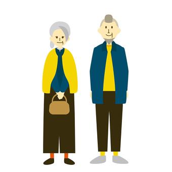 Senior couple _4