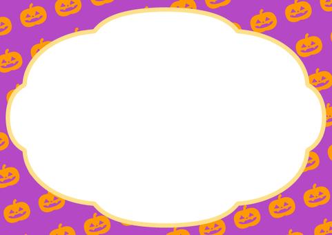 Halloween background illustration 2