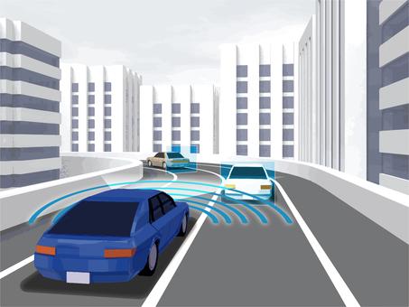 Autonomous driving on expressways 3