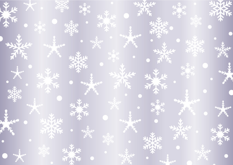 Snow Crystal 3 Background