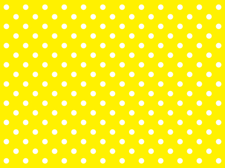 Dot Pattern Background Yellow