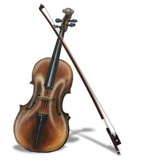 Violin illustration_1