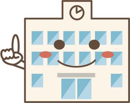 School building character