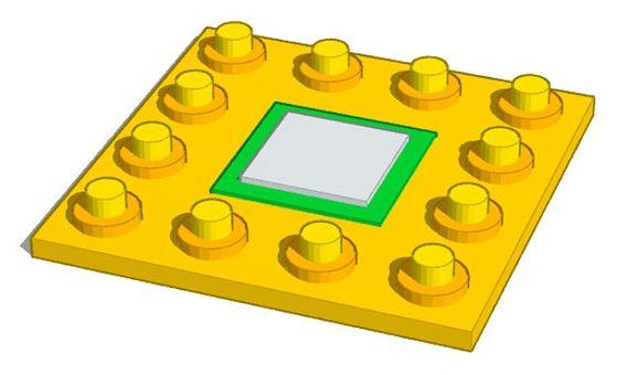 Circuit of quantum computer