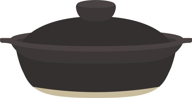 Ebuchi /陶器鍋