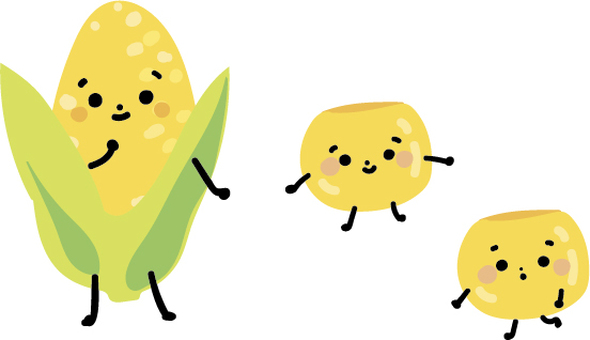 Corn (large set)
