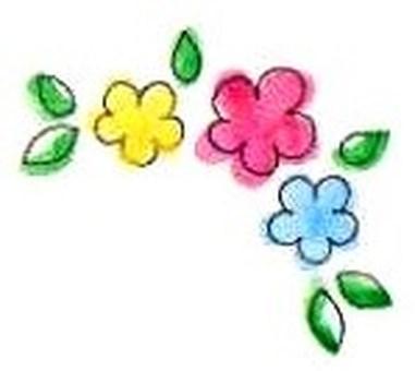 card : 꽃 ①