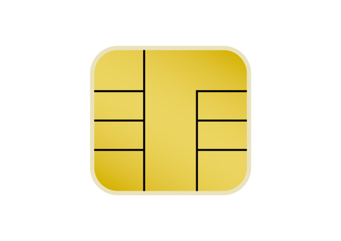 IC chip SIM card