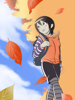 Autumn trip 1