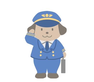 Dog pilot 1