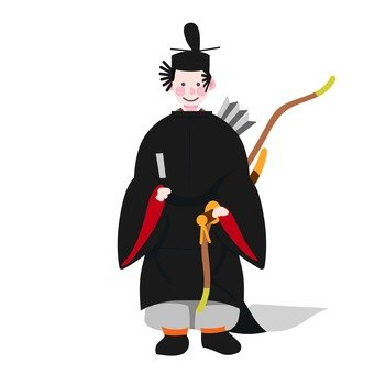 Noble men of the Heian period (2)