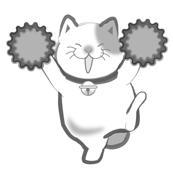 Sumi cats - support