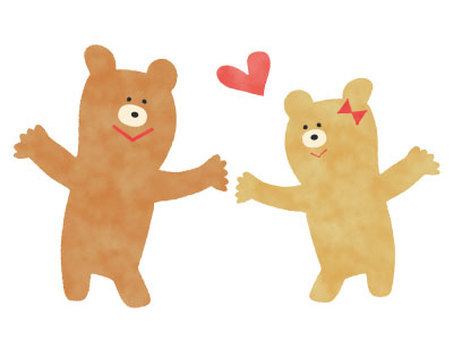 곰 커플 03