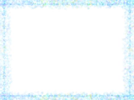 Dot frame 2 (light blue)