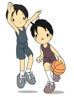 Basketball · Battle