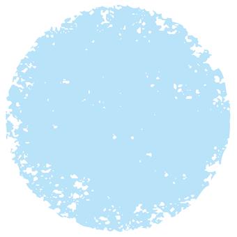 Stamp circle _ water _ cs