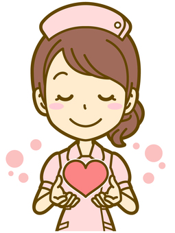 女(護士):C_ Heart 02BS