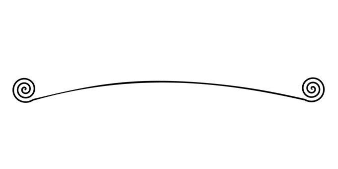 Simple line 24