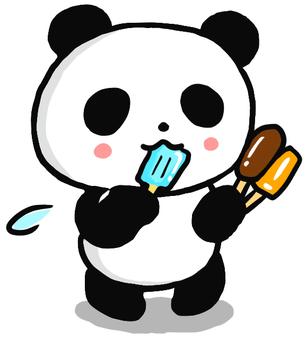 아이스 사랑 팬더 2
