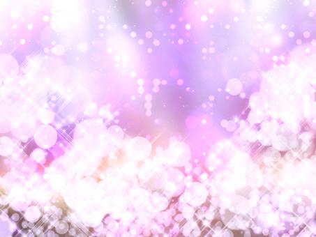 背景·喜歡華麗的繡球花