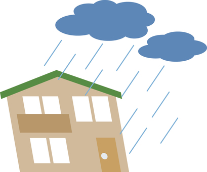 Heavy rain (residential)