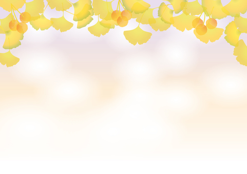 Gingko background 4