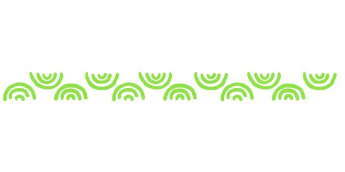 Delimiters (ripple · green)