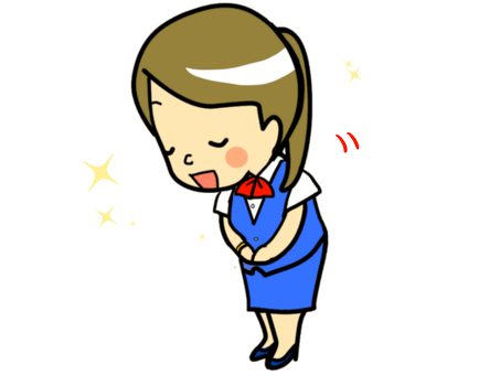 Female employee 3