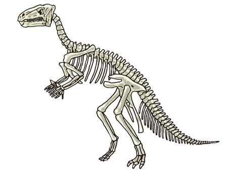 Cimarrie dinosaur series vector