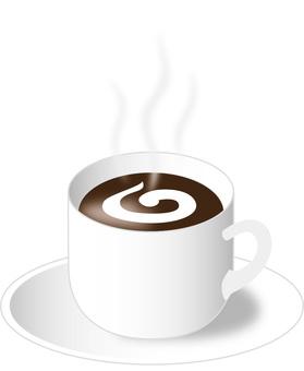 우유 커피